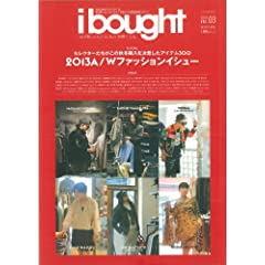 ibought  vol.3 (INFOREST MOOK)