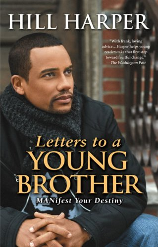 Letters To A Young Brother' by Hill Harper | Teen Book Review