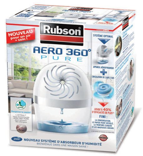 rubson absorbeur aero 360 pure 20 m blanc galihana shops. Black Bedroom Furniture Sets. Home Design Ideas
