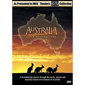 IMAX Presents: Australia - Land Beyond Time