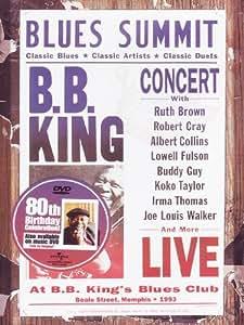 B.B. King: Blues Summit - Live [DVD] [2003]