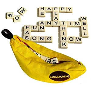 Click to read our review of Bananagrams!