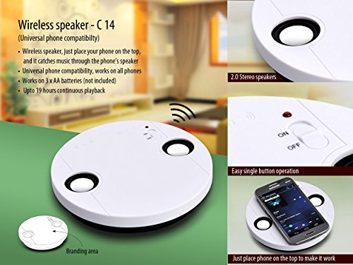 Power Plus Wireless Speakers