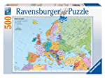 Ravensburger Political Map of Europe...