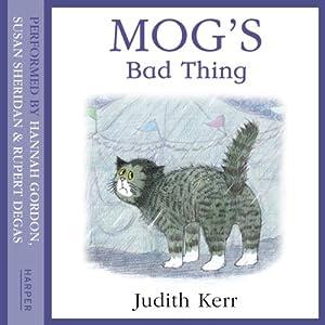 Mog's Bad Thing Audiobook