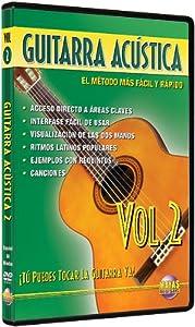 Guitarra Acustica Vol. 2: Tu Puedes Tocar La Guitarra Ya!