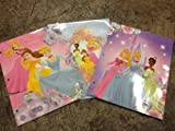 Disney Princess Portfolio Folders Set of 3 Assorted Design