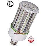 20 Watt LED Bulb - Standard E26 base - 2,300 Lumens- 5000K -Replacement for All light Fixtures or CFL - High Efficiency 115 Lumen/ watt - 360 Degree Lighting - LED Corn Light Bulb
