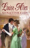 No Place For a Lady (Harlequin Historical)