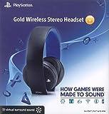 Gold-Wireless-Headset