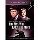 The Man Who Knew Too Much ~ James Stewart