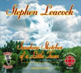 Sunshine Sketches of a Little Town (Originally Broadcast 1946) (Cbc Stage Series, 9)