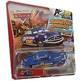 Disney/Pixar Cars, Radiator Springs Classic Exclusive Die-Cast Vehicle, Fabulous Hudson Hornet, 1:55 Scale