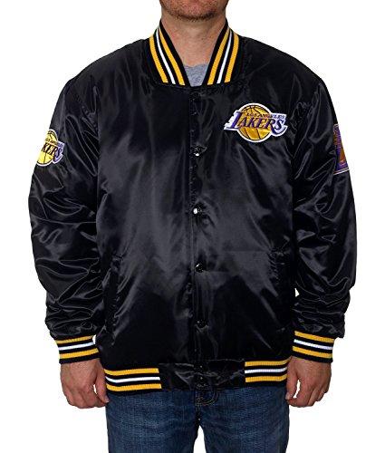 Los Angeles Lakers Satin Jacket (XXL)