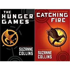 Hunger Games 2-Pack: Hunger Games & Catching Fire Hardcover Books
