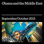 Obama and the Middle East | Marc Lynch
