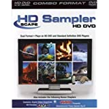 HDscape Sampler (Combo HD DVD and Standard DVD) ~ Hdscape Sampler