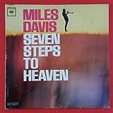 MILES DAVIS Seven Steps To Heaven LP Vinyl VG++ Cover VG+ CL 2051 Columbia 2 EYE