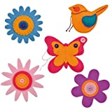 Ideen für Ostergeschenke Bastelideen zu Ostern 2014 - Sunnysue Ostern Filz-Anh�nger