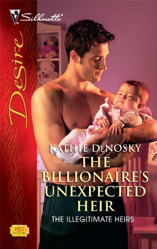 Image of The Billionaire's Unexpected Heir (Silhouette Desire)