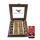 Chocholik - Special Belgium Chocolates Collection With 3d Mobile Cover For IPhone 6 - Gifts For Diwali