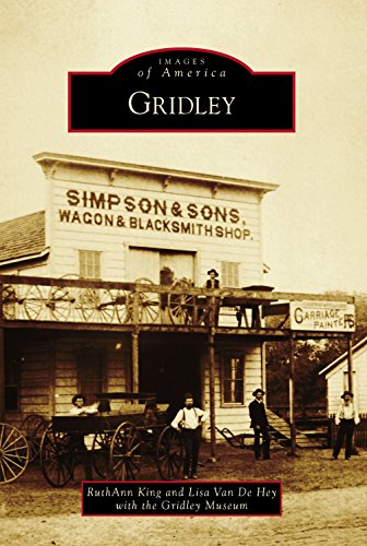 gridley-images-of-america-english-edition