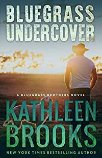 Bluegrass Undercover by Kathleen Brooks ebook deal