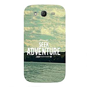 Back cover for Samsung Galaxy Grand Neo Seek Adventure