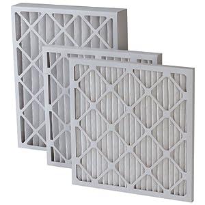 "Santa Fe Advance 2 Dehumidifier MERV 8 Filter 14 x 17.5 x 2"" 4031062 6-Pack"
