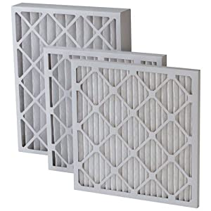 18 x 22 x 1 Merv 8 Furnace Filter (6 Pack)