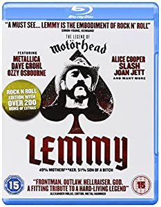 Lemmy [Blu-ray]