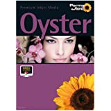 PermaJet 50922 Oyster 271gsm A3 Printing Paper [Pack of 25]