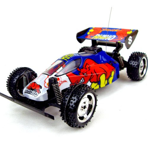 51QCncax0VL Buy  Savage X Buggy RC 1/16 Electric RTR Off Road Mad Car (Shell Painting May Vary)