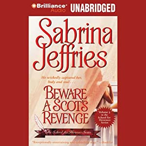 Beware a Scot's Revenge: School for Heiresses, Book 3 | [Sabrina Jeffries]