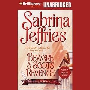 Beware a Scot's Revenge Audiobook