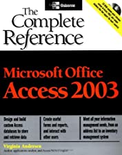 Microsoft Office The Complete Reference by Virginia Andersen