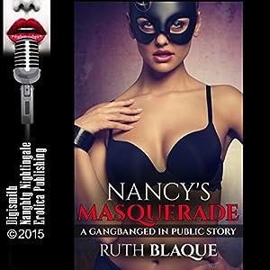 Nancy's Masquerade Audiobook