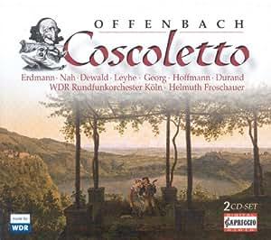 Offenbach J.: Coscoletto Ou