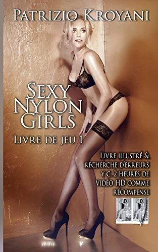 Sexy Nylon Girls - Livre de jeu 1