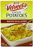 Velveeta Cheesy Bacon Scalloped Potatoes, 10.52-Ounce (Pack of 6)