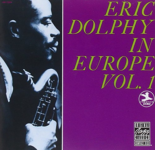 Eric Dolphy - In Europe 1 (CD)