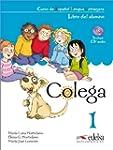 (09).COLEGA 1.(PACK.LIBRO+CUAD+CD)/ES...