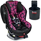 Britax - Advocate G4 1 Convertible Car Seat with Cup Holder - Broadway