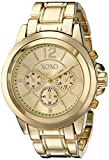 XOXO Women's XO5589 Gold-Tone Bracelet Watch