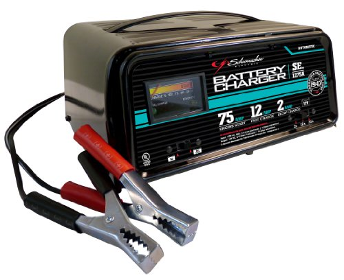 Schumacher SE-1275A Automatic Onboard Battery Charger