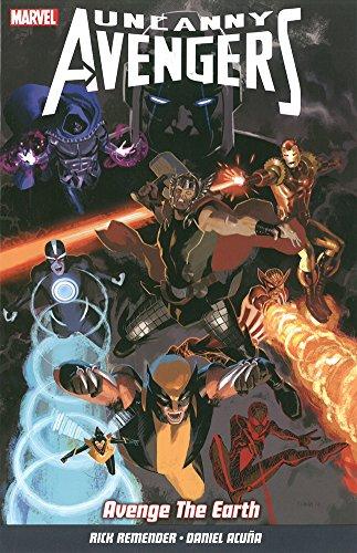 Uncanny Avengers (Uncanny Avengers Vol 4)