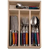 Laguiole 24-Piece Cutlery Set London Mix