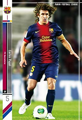 [Panini Football League] Carles Puyol R PFL03 034/145 [PANINI FOOTBALL LEAGUE] (japan import)