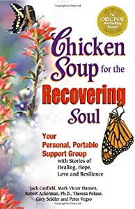 "Cover of ""Chicken Soup for the Recovering..."