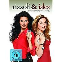 Rizzoli & Isles - Die komplette f�nfte Staffel [4 DVDs]